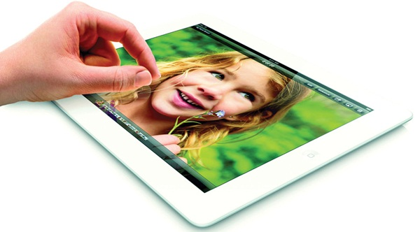 iPad (Retina ekranlı iPad)