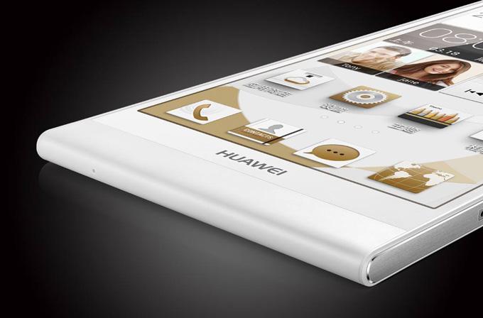 MOBİL: Çin'in devi, cebin miniği Huawei Ascend P6