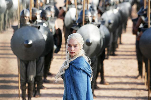Game of Thrones, 3. sezona rekor ile başladı