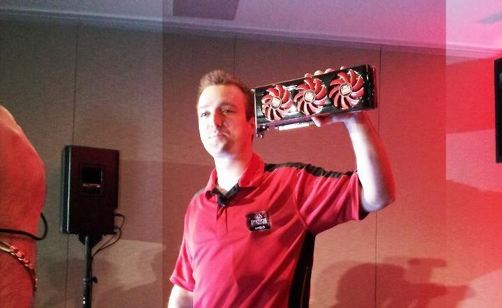 AMD HD7990 dünyaya merhaba dedi