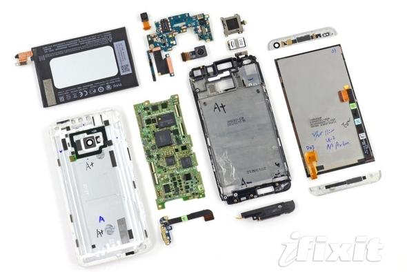 Tamir edilmesi en zor akıllı telefon