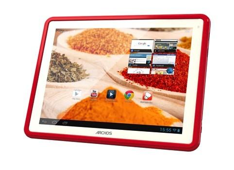 Karşınızda yeni mutfak tableti Archos ChefPad