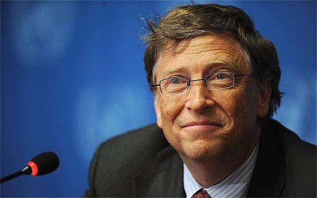 Dünyanın en zengin insanı yeniden Bill Gates