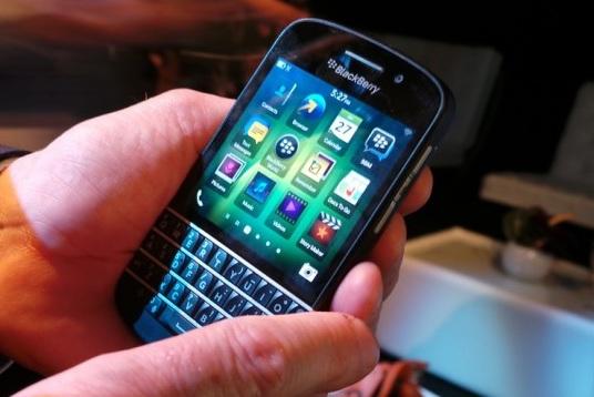 BlackBerry R10'a kocaman batarya