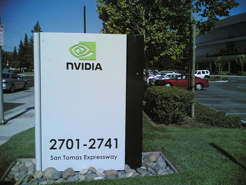 NVIDIA, ilk çeyreği  77.9 milyon dolar karla kapattı