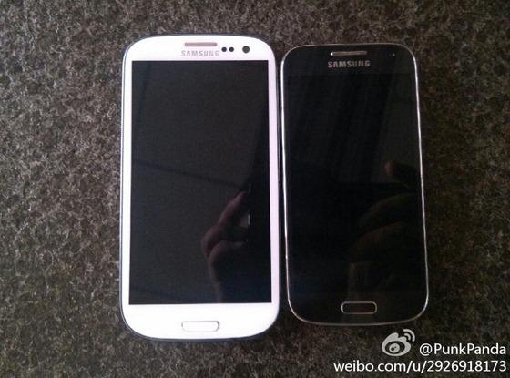 Samsung Galaxy S4 mini'nin yeni görüntüleri geldi
