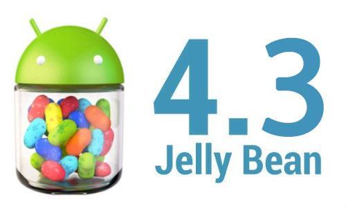 Android 4.3 ortaya çıktı