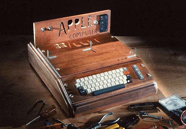 Apple 1 rekor fiyata satıldı