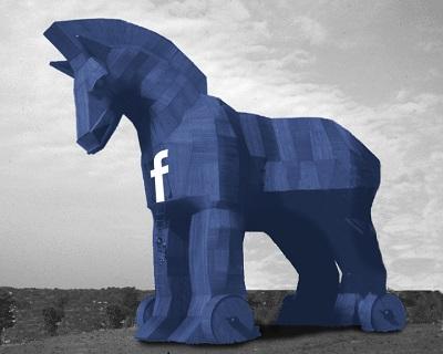 Bu zararlı Facebook profillerini alt üst ediyor!