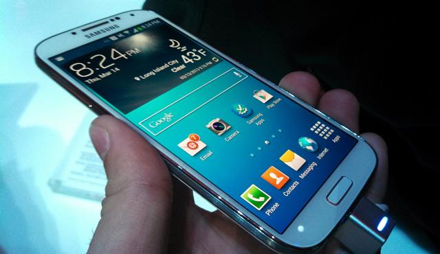 Galaxy S4, Samsung'a kaça patladı?