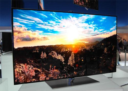 Samsung, Haziran'da OLED TV satışına başlıyor