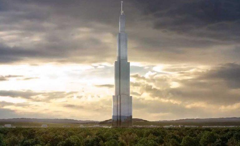 Dünyanın en uzun binası Sky City Çin'de inşa edilecek