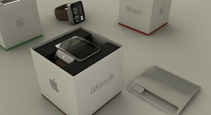 Apple, iWatch'ın patentini aldı