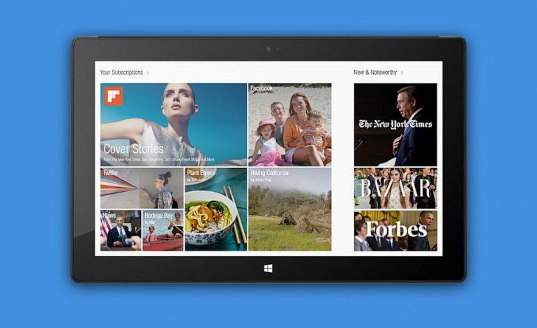 Windows 8 için Facebook ve Flipboard duyuruldu