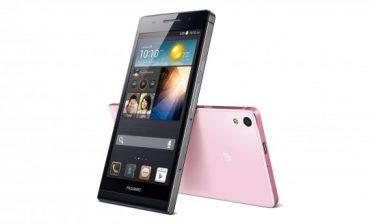 Karşınızda dünyanın en ince telefonu: Huawei Ascend P6