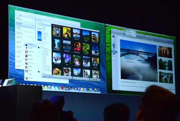 OS X 10.9 Mavericks WWDC 2013'te duyuruldu