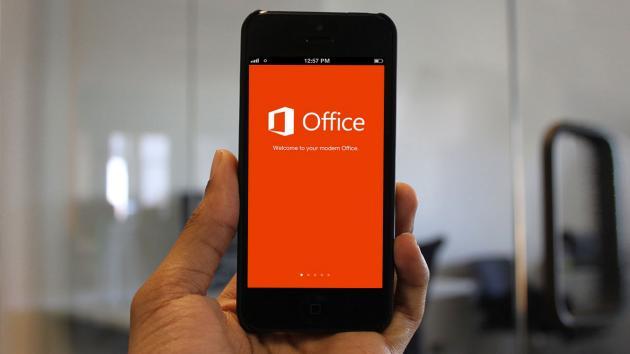 iOS için Microsoft Office Mobile yayınlandı