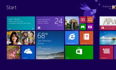 Windows 8.1'in önizleme sürümü yayınlandı
