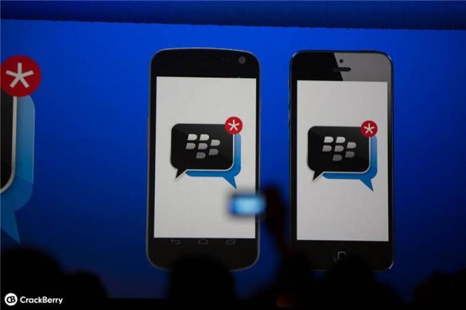 BlackBerry Messenger, Android ve iOS'a ne zaman geliyor?