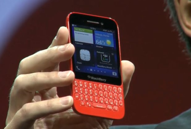 BlackBerry Q5, ön siparişe çıktı