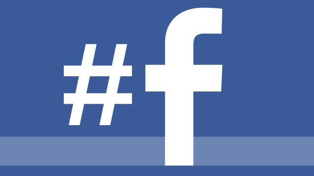 Facebook'a HashTag özelliğini devreye sokuyor