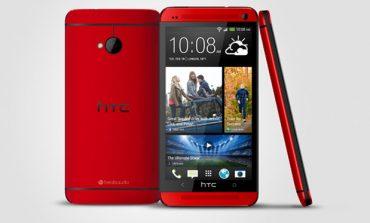 Kırmızı renkli HTC One satışa sunuluyor