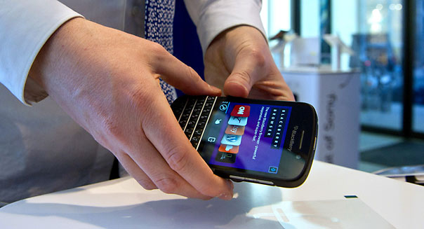 BlackBerry bu yıl için 14 milyon akıllı telefon satışı bekliyor