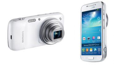 Samsung Galaxy S4 zoom, KitKat'a geçiş yapıyor