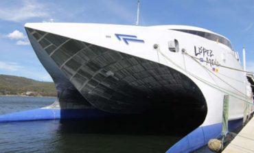 İşte dünyanın en hızlı gemisi Francisco
