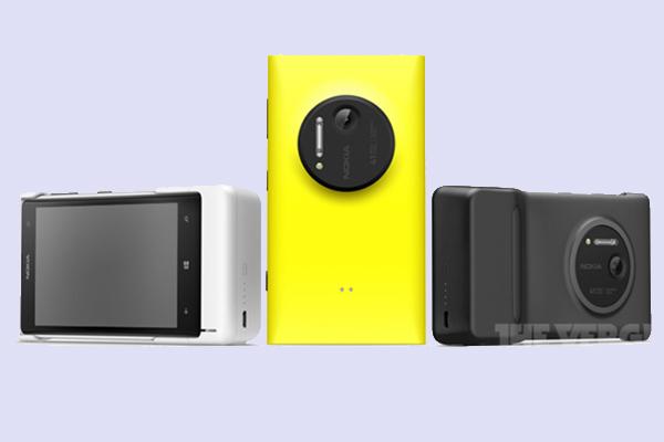 Nokia'nın 41 MP kameralı cihazı Lumia 1020 duyuruldu