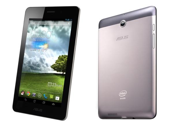 Önce tablet, sonra telefon: Asus Fonepad