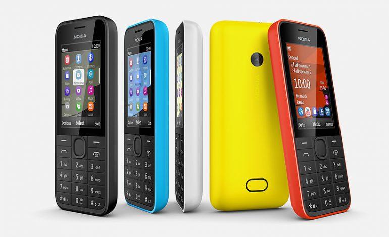 Nokia'dan 207, 208, 208 Dual isimli hesaplı telefonlar geliyor