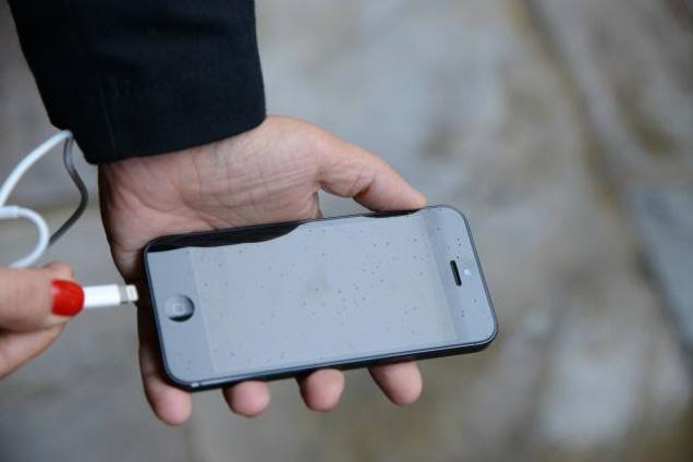 iPhone 5 bir kadını mı öldürdü?