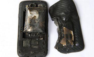 Akıllı telefonunuz cebinizde patlasaydı ne olurdu?