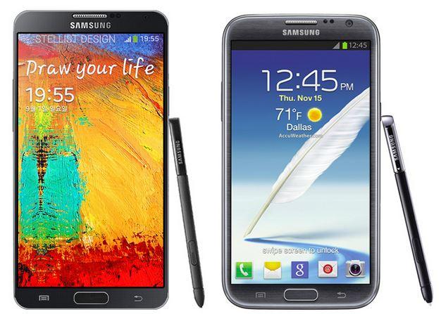 Galaxy Note 3'ün ilk görselleri ortaya çıktı