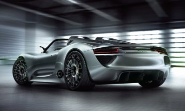 Foto Galeri: Porsche'nin yeni canavarı '918 Spyder'