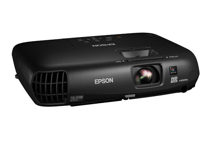 Gün ışığında kullanılabilen projektör: Epson EH-TW 550