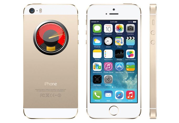 iPhone 5S'in grafik performansı, iPhone 5'i ikiye katladı