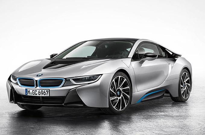 BMW i8, Frankfurt Motor Show'da göründü