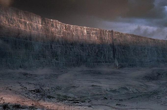 Game of Thrones'un buz duvarı Japonya'da gerçek olabilir