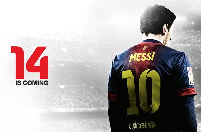 FIFA 14'ün demo versiyonu çıktı, indirin!