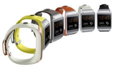 Samsung'un akıllı saati: Galaxy Gear