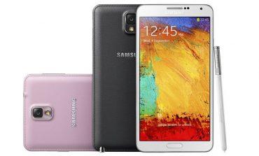 Samsung Galaxy Note 3 tanıtıldı!