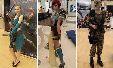 Foto Galeri: GameX 2013 fuarının güzelleri