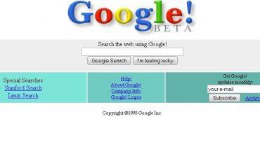 Google 15. yaşını kutluyor!