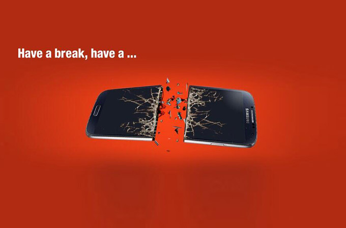Nokia'dan Android 4.4 KitKat'a fena gönderme