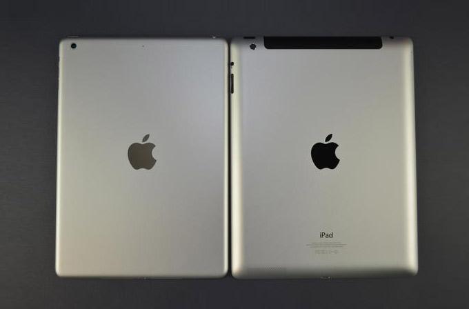 5. nesil iPad'in fotoğrafı ortaya çıktı
