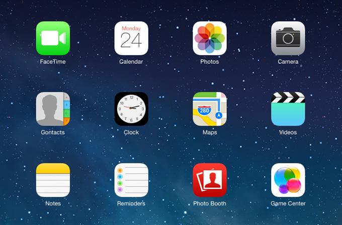 iOS 7'yi öğrenmek isteyenler iBooks'a