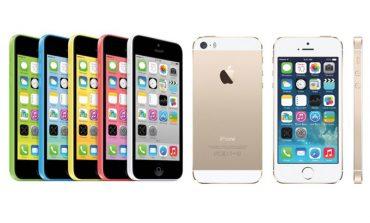 Apple, iPhone 5S ve 5C ile parayı kırdı