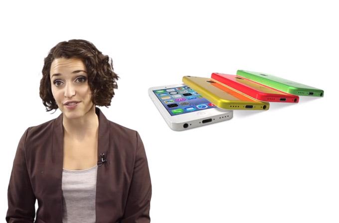 iPhone 5C ile fena dalga geçtiler